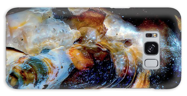 Vilano Sea Shell Constellation Galaxy Case