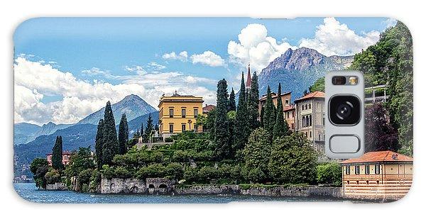 Villa Cipressi On Lake Como Galaxy Case