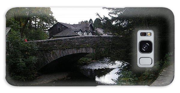 Village Bridge Galaxy Case