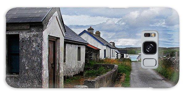 Village By The Sea Galaxy Case
