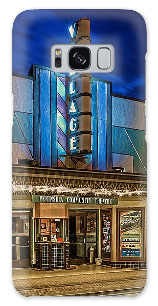 Village Theater Galaxy Case by Jerry Gammon