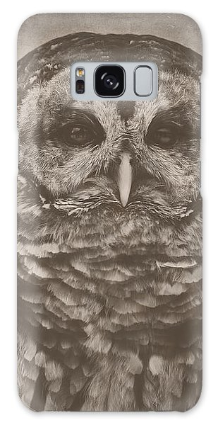 Vilma In Black And White Galaxy Case