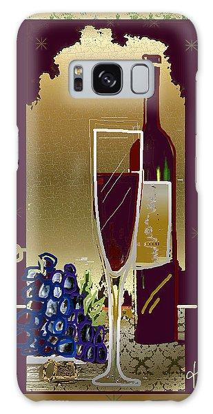 Vin Pour Une Galaxy Case