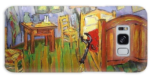 Vincent Van Go's Bedroom Galaxy Case