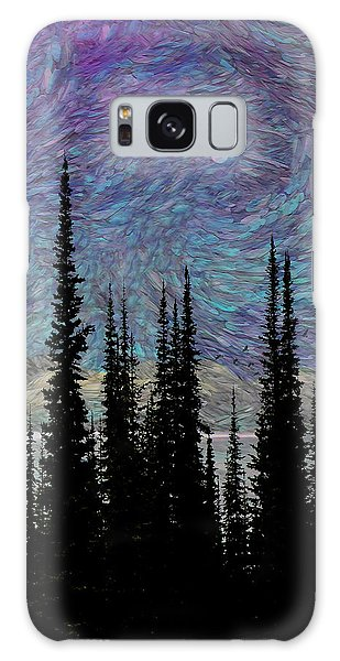 Vincent's Dream Galaxy Case by Ed Hall