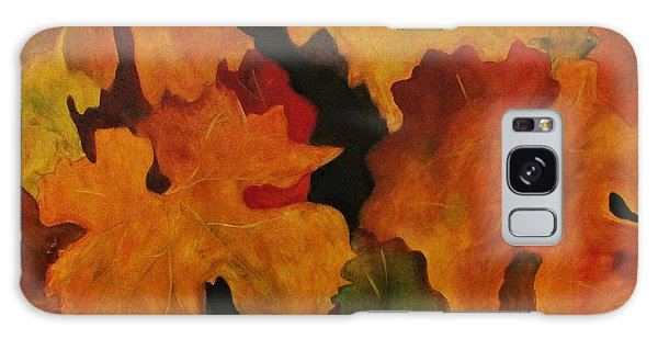 Vine Leaves Galaxy Case