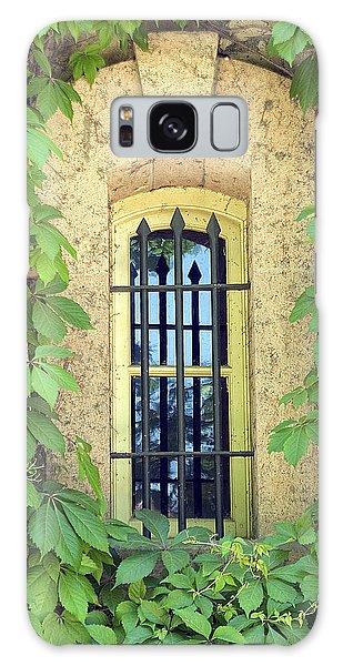 Vined Window I Galaxy Case