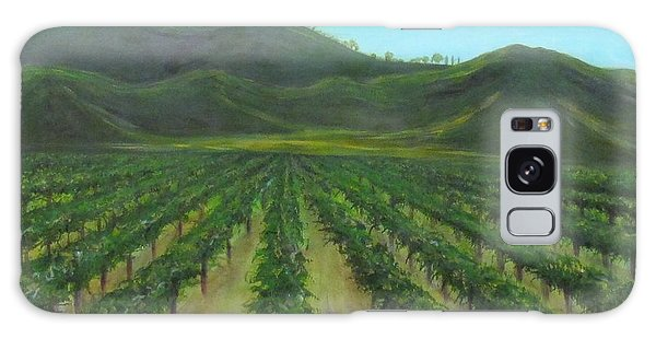 Vineyard Drive By Galaxy Case