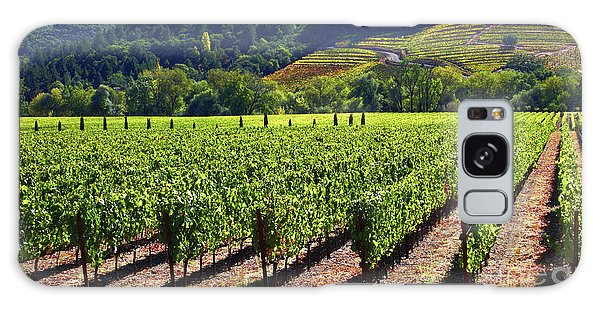 Vineyards In Sonoma County Galaxy Case