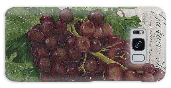 Grape Galaxy Case - Vins De Champagne by Debbie DeWitt