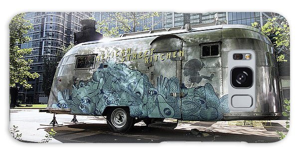Trailer Galaxy Case - Vintage Airstream by Martin Newman