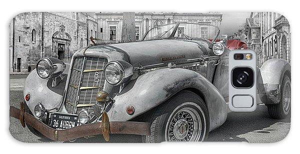 Motor City Galaxy Case - Vintage Auburn Speedster 1936 by Joachim G Pinkawa