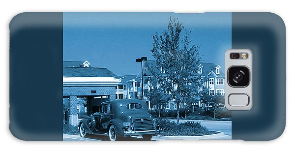 Vintage Automobile Galaxy Case