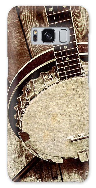 Vintage Banjo Barn Dance Galaxy Case