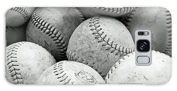Vintage Baseballs Galaxy Case