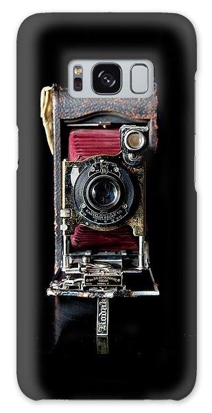 Vintage Bellows Camera Galaxy Case