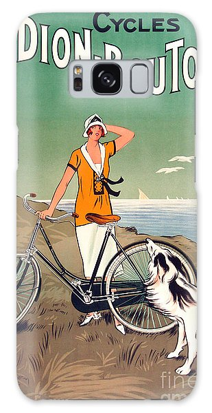 Bike Galaxy Case - Vintage Bicycle Advertising by Mindy Sommers