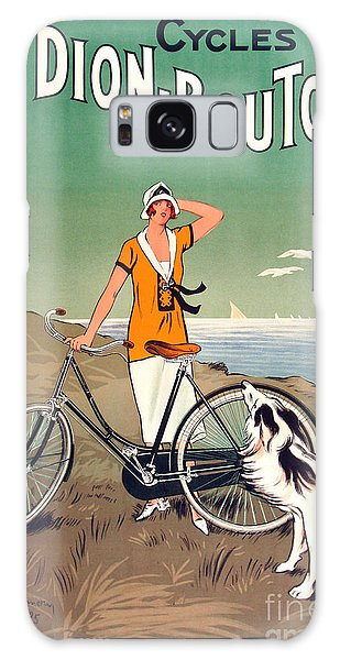 Bicycle Galaxy Case - Vintage Bicycle Advertising by Mindy Sommers