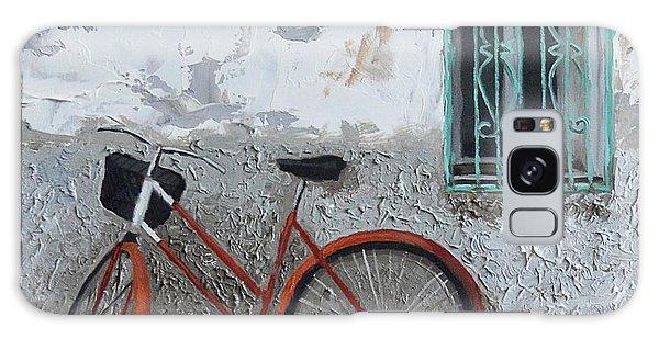 Vintage Series #3 Bike Galaxy Case