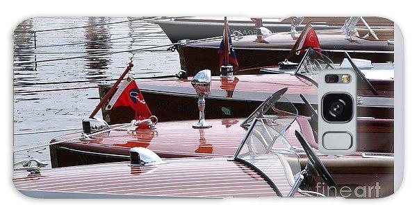 Vintage Boats Galaxy Case