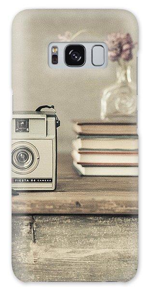 Vintage Camera Galaxy Case