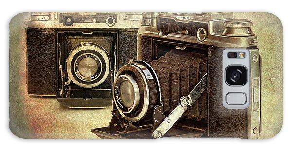 Vintage Cameras Galaxy Case