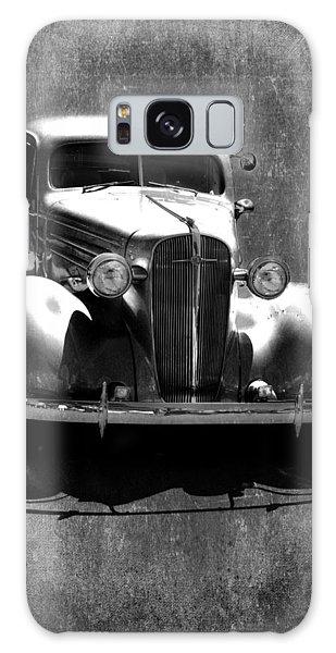 Vintage Car Art 0443 Bw Galaxy Case