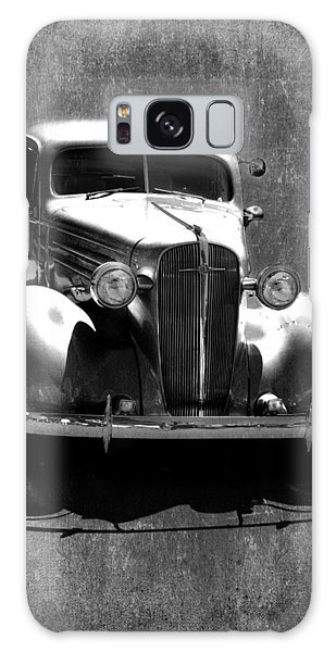 Vintage Car Art 0443 Bw Galaxy Case