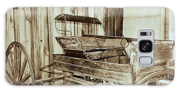 Vintage Carriage Galaxy Case by Ray Shrewsberry