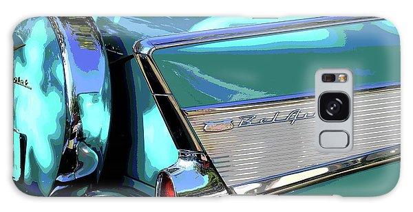 Vintage Chevrolet Belair Galaxy Case
