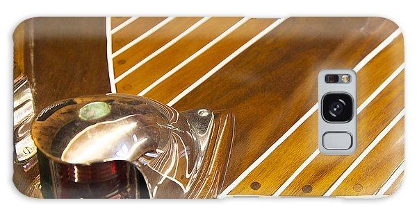 Vintage Century Boat Bow Light Galaxy Case