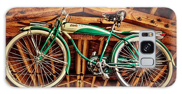 Vintage Cicycle Galaxy Case