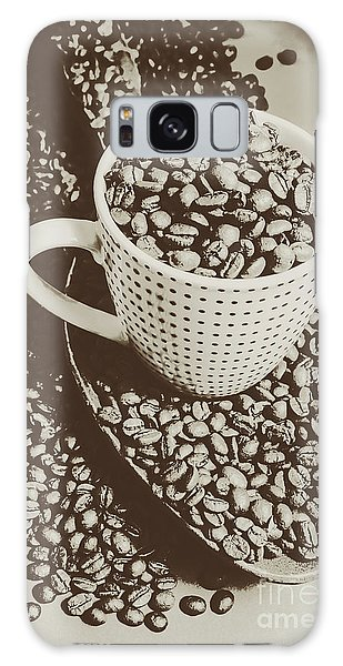 Vintage Coffee Art. Stimulant Galaxy Case by Jorgo Photography - Wall Art Gallery