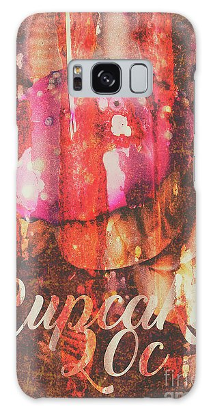 Fairy Galaxy Case - Vintage Cupcake Tin Sign by Jorgo Photography - Wall Art Gallery