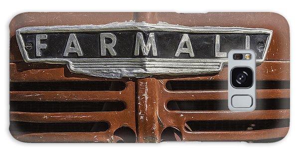 Vintage Farmall Tractor Galaxy Case