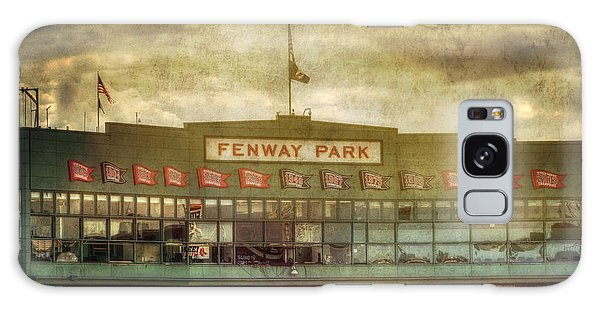 Vintage Fenway Park - Boston Galaxy Case