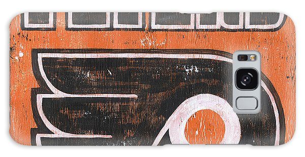 Hockey Galaxy Case - Vintage Flyers Sign by Debbie DeWitt