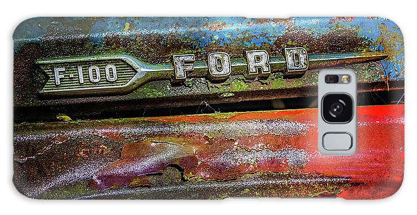 Vintage Ford F100 Galaxy Case