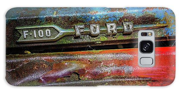 Vintage Ford F100 Galaxy Case