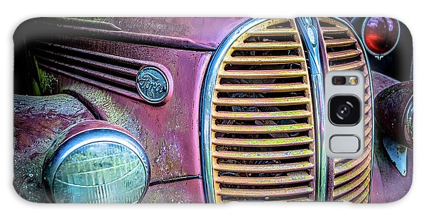 Vintage Ford Firetruck Galaxy Case