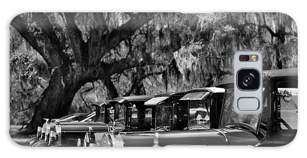 Vintage Ford Line-up At Magnolia Plantation - Charleston Sc Galaxy Case
