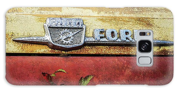 Vintage Ford Logo Galaxy Case