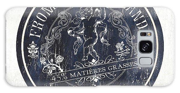 Food Galaxy Case - Vintage French Cheese Label 1 by Debbie DeWitt