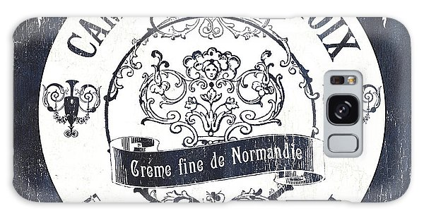 Goat Galaxy Case - Vintage French Cheese Label 3 by Debbie DeWitt