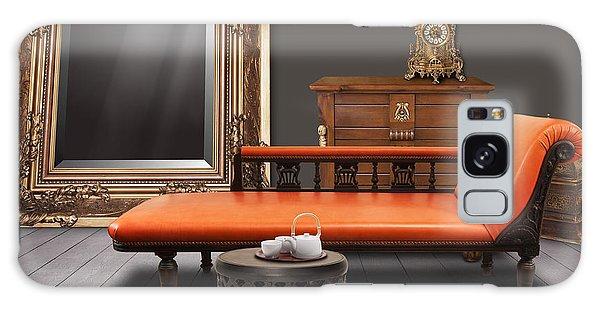 Vintage Furnitures Galaxy Case by Atiketta Sangasaeng