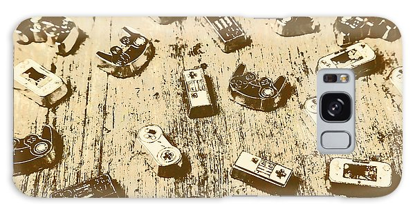 Technology Galaxy Case - Vintage Gamers by Jorgo Photography - Wall Art Gallery