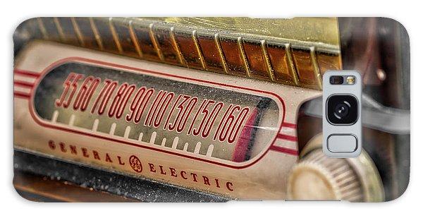 Vintage G.e. Radio Galaxy Case