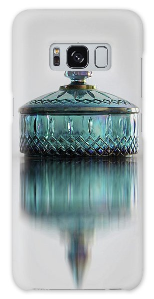 Vintage Glass Candy Jar Galaxy Case