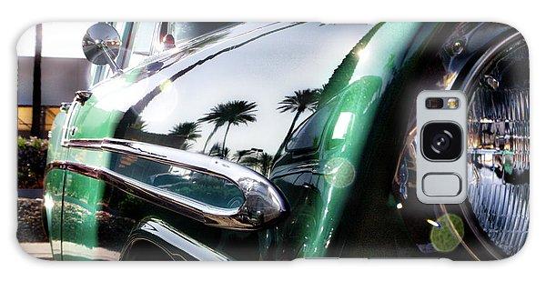 Vintage Green Galaxy Case