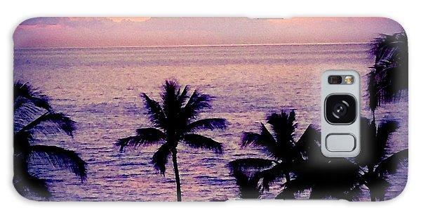 Vintage Hawaii Galaxy Case